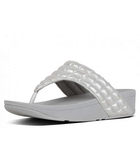 3bf5eec55bf Fitflop Women Halo Toe Thong Sandals Urban White Toe