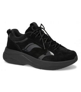 Fitflop Ae6-076 Allegro Crinkle Patent Ballerinas Footwear