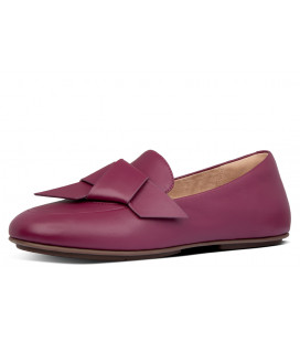 18cc736cf30949 Fitflop Women Roka Toe-Thong Sandals - Leather Silver Toe