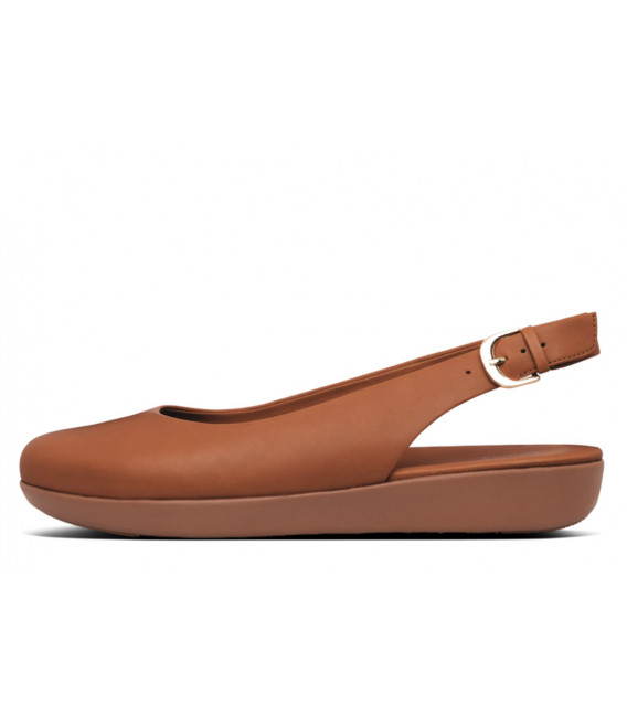 Fitflop Women The Skinny Toe-Thong Sandals-Leather Dusky Pink Toe