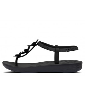 LINNY TOE-THONG SANDALS - LEATHER