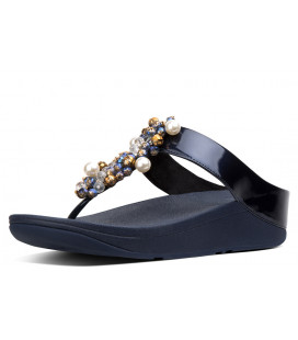 RITZY TOE-THONG SANDALS