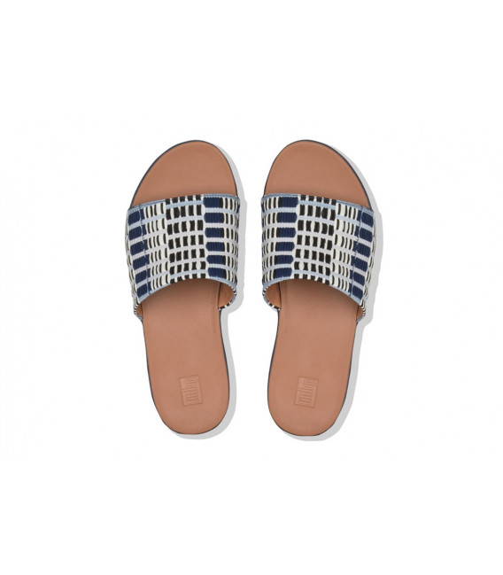 ff242096798e Aetrex Women Lynco Flips Shimmer White Toe